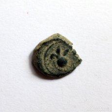 Monedas ibéricas: CUARTO CALCO HISPANO CARTAGINES CARATAGO NOVA 235-220 A.C.. Lote 133656810