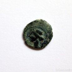 Monedas ibéricas: CUARTO CALCO HISPANO CARTAGINES CARATAGO NOVA 235-220 A.C.. Lote 133657146