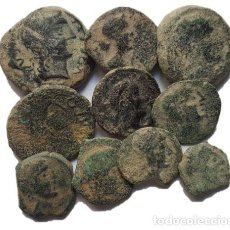Monedas ibéricas: LOTE DE 10 MONEDAS IBÉRICA.. Lote 143202506