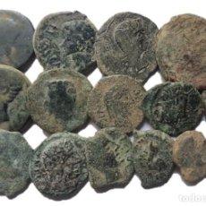 Monedas ibéricas: LOTE DE 14 MONEDAS IBÉRICA.. Lote 143202650