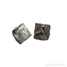 Monedas ibéricas: SEXTANTE DE CASTULO. TORO Y CRECIENTE, SIGLO II A.C. (466 - L). Lote 143901074