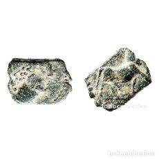 Monedas ibéricas: SEXTANTE DE CASTULO. TORO Y CRECIENTE, SIGLO II A.C. (469 - L). Lote 143901168