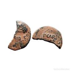 Monedas ibéricas: AUGUSTO, Æ AS, EMERITA AUGUSTA. (501-L). Lote 143903993