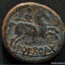 Monedas ibéricas: EXCELENTE AS ARECORATA AREKORATA AGREDA SORIA. Lote 118886359