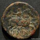 Monedas ibéricas: AS BILBILIS IBERICO CALATAYUD ZARAGOZA. Lote 70592805