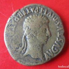 Monedas ibéricas: MONEDA DE UN AS. IBERICA. BILBILIS 27 AC./14 DC. #MN. Lote 146516382