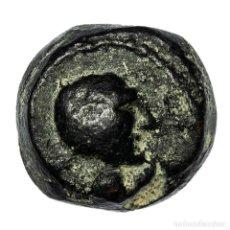 Monedas ibéricas: CUNBARIA (SEVILLA) SEMIS. HISPANIA. SIGLO I A.C. ATÚN/ CVNBARIA. Lote 148203448