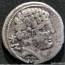Monedas ibéricas: DENARIO DE BOLSKAN HUESCA. Lote 150131770
