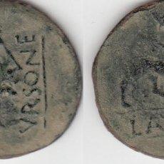 Monedas ibéricas: MONEDA DE URSONE. AS. Lote 156968414