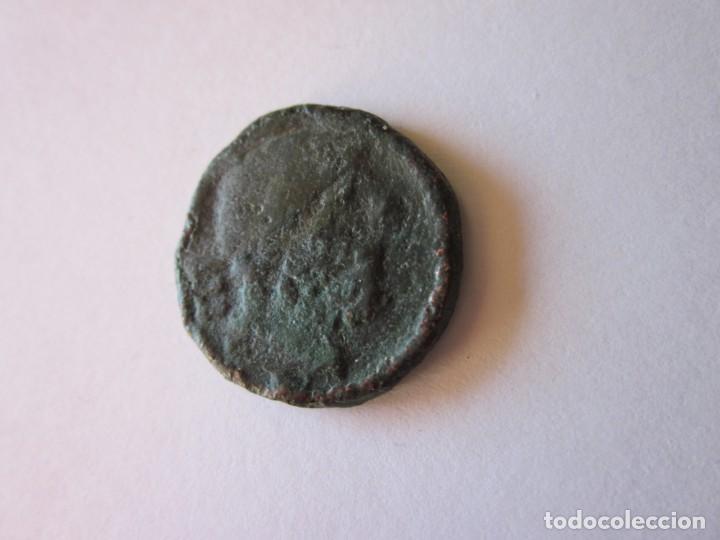 AS DE TITIACOS. (Numismática - Hispania Antigua - Moneda Ibérica no Romanas)