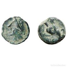 Monedas ibéricas: HISPANIA ANTÍGUA. CARISSA (BORNOS, CÁDIZ). SEMIS 50 AC.(124-LM). Lote 161922717