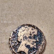 Monedas ibéricas: BARATO AS DE BELIGIOM (120-20 A.C.) BELCHITE ZARAGOZA. Lote 168594364