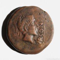 Monedas ibéricas: ESCASO AS URSONE OSUNA (SEVILLA). Lote 171501229