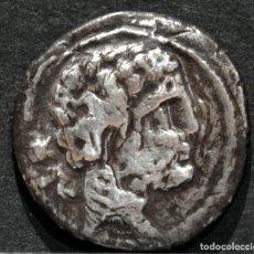 Monedas ibéricas: DENARIO DE BOLSKAN HUESCA. Lote 172248418