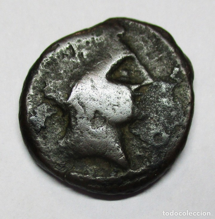 OBULCO - PORCUNA (JAEN). SEMIS IBERICO DEL SIGLO I ANTES DE CRISTO. LOTE 1821 (Numismática - Hispania Antigua - Moneda Ibérica no Romanas)