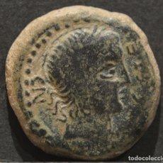 Monedas ibéricas: EXCELENTE SEMIS DE CASTULO CASTELE JAÉN LINARES. Lote 117014339