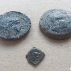 Monedas ibéricas: LOTE MONEDAS IBERICAS. Lote 175314015