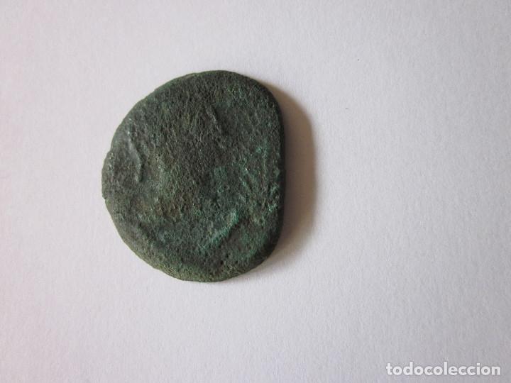 AS DE ULIA. LIMPIAR. (Numismática - Hispania Antigua - Moneda Ibérica no Romanas)