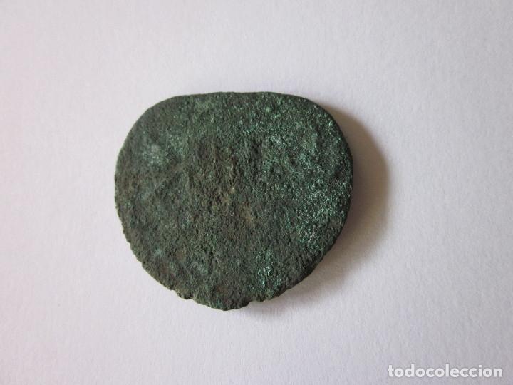 Monedas ibéricas: As de Ulia. Limpiar. - Foto 2 - 175919868