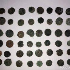 Monedas ibéricas: LOTE DE 49 MONEDAS IBERICAS A CLASIFICAR Y EXPERTIZAR .. Lote 177784485