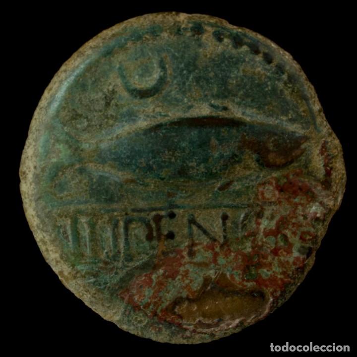 AS DE ILIPENSE, ALCALA DEL RIO (SEVILLA) - 32 MM / 17.96 GR. (Numismática - Hispania Antigua - Moneda Ibérica no Romanas)