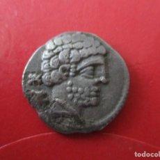 Monedas ibéricas: HISPANYA ANTIGUA. DENARIO DE BOLSCAN 180720 AC. #SG. Lote 181514467