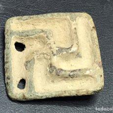 Monedas ibéricas: SELLO DE ALFARERO O FIBULA IBERICA. Lote 182403323