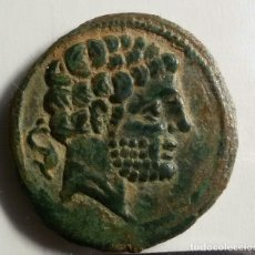 Monedas ibéricas: *EXCELENTE AS DE BOLSKAN (HUESCA) 180-20 A.C., BOLSCAN . Lote 182423941