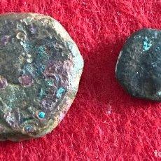 Monedas ibéricas: LOTE DE 2 MONEDAS IBÉRICAS A CATALOGAR . Lote 184004948