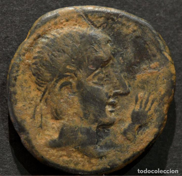 Monedas ibéricas: BONITO AS CASTULO CASTELE JAÉN LINARES - Foto 2 - 122913987