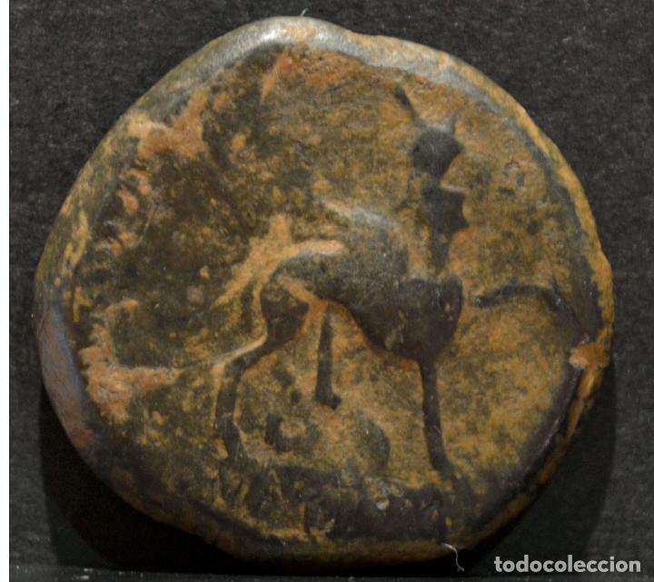 Monedas ibéricas: BONITO AS CASTULO CASTELE JAÉN LINARES - Foto 3 - 122913987