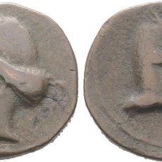 Monedas ibéricas: CARTAGO-NOVA, CALCO, PÁTINA MARRÓN.. Lote 185728960