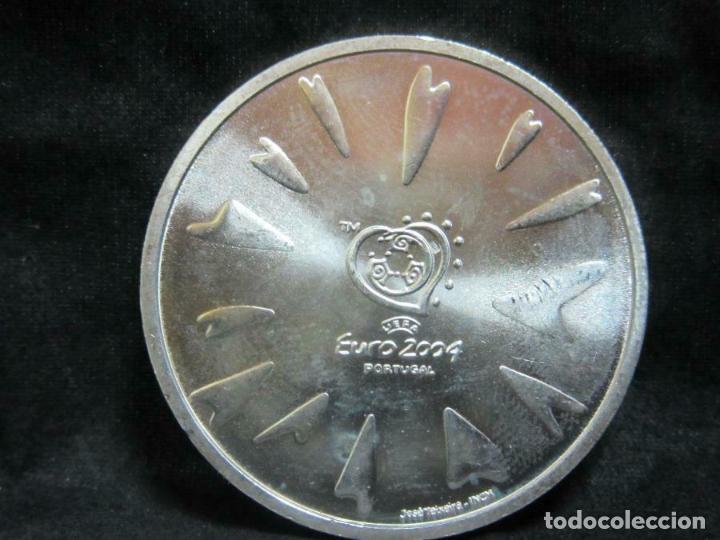 MONEDA DE PLATA-PORTUGAL 8 EURO 2004 EURO 2004 VZ SIN CÁPSULA (Numismática - Hispania Antigua - Moneda Ibérica no Romanas)