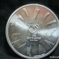Monedas ibéricas: MONEDA DE PLATA-PORTUGAL 8 EURO 2004 EURO 2004 VZ SIN CÁPSULA. Lote 187462150