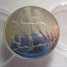 Monedas ibéricas: BOTSWANA . 2 PULA DE PLATA DE 1978 . TOTALMENTE NUEVA . RARA. Lote 188846165