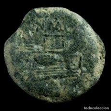 Monedas ibéricas: AS REPUBLICANO, JANO - PROA - 32 MM / 29.61 GR. Lote 191438060
