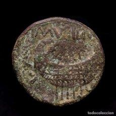 Monedas ibéricas: TAMUSIA - TAMUSIENS (VILLASVIEJAS DEL TAMUJA. BOTIJA, CACERES). AS. Lote 194595220