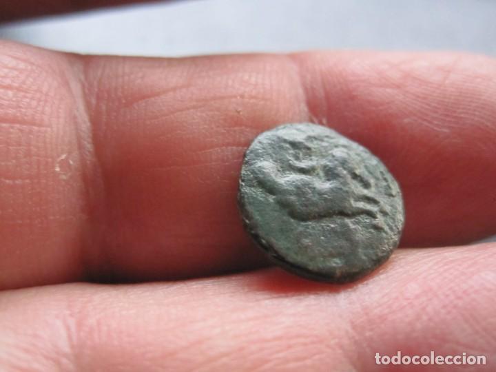 Monedas ibéricas: CUADRANTE TARRACO KESE - CESE - Foto 2 - 194770078