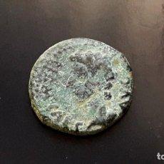 Monedas ibéricas: SEMIS COLONIA PATRICIA.. AVGVSTO 27 A. C. - 14 D . C. COLONIA PATRICIA (CORDUBA).PIEZA LEGAL CON FIC. Lote 195197465