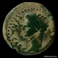 Monedas ibéricas: AS DE JULIA TRADUCTA, ALGECIRAS (CADIZ) - 24 MM / 9.44 GR.. Lote 195285160