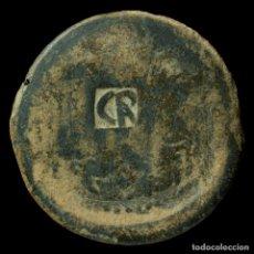 Monedas ibéricas: AS DE COLONIA PATRICIA (RESELLO), CORDOBA - 25 MM / 10.07 GR.. Lote 195366853