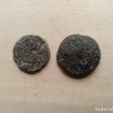 Monedas ibéricas: LOTE DE 2 ASES DE CELSA,DIFERENTES.. Lote 198548121