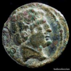 Monete iberiche: DENARIO FORRADO AREKORATAS, AGREDA (SORIA), 19 MM / 3.16 GR.. Lote 198712066