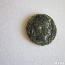 Monedas ibéricas: AS SEMIUNCIAL DE IITIRTA.. Lote 205150726
