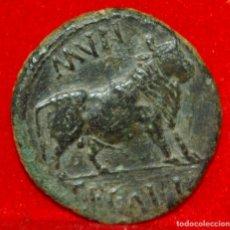 Monedas ibéricas: MUY BONITO AS DE - ERCAVICA - MBC. Lote 207255463
