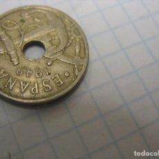 Monedas ibéricas: LOTE DE 4 MONEDAS DE 1949 DE 50 CENTIMOS. Lote 209057530