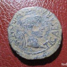 Monedas ibéricas: HISPANIA , AS DE CESARAUGUSTA , ZARAGOZAA. Lote 210121605