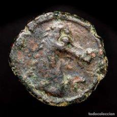 Monedas ibéricas: DOMINACIÓN CARTAGINESA, 237-209 A.C. 1/4 CALCO. CABALLO. Lote 210565823