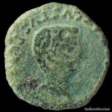 Monedas ibéricas: AS DE ITALICA, SANTIPONCE (SEVILLA) - 26 MM / 7.84 GR.. Lote 210566791