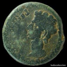 Monedas ibéricas: DUPONDIO DE COLONIA PATRICIA, CORDOBA - 30 MM / 17.08 GR.. Lote 210567298